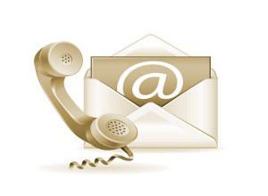 foto telefono per contatto con la ditta